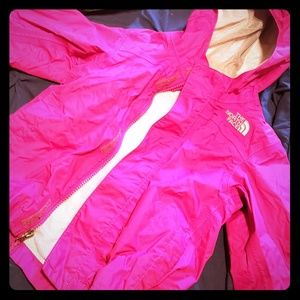 Girls 4t north face jacket
